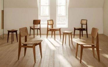 Gubi C-Chair Dining Chair - Danish Design Co Singapore