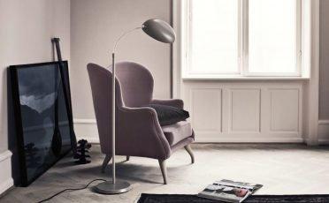 Gubi Cobra Floor Lamp - Danish Design Co Singapore