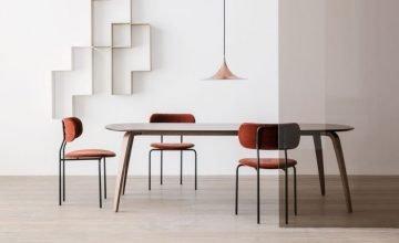 Gubi Coco Dining Chair - Danish Design Co Singapore