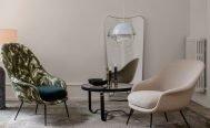 Gubi FA33 Wall Mirror - Danish Design Co Singapore