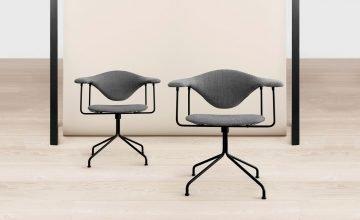 Gubi Masculo Office Chair