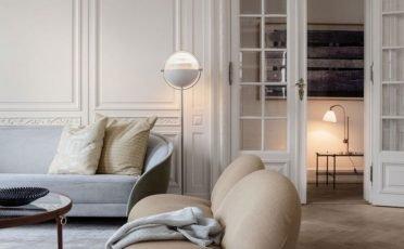 Gubi Multi Lite Floor Lamp - Danish Design Co Singapore