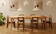 Gubi S Dining Table - Danish Design Co Singapore