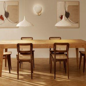 Gubi S Dining Table - Danish Design Co