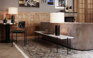 Gubi TS Console Table - Danish Design Co Singapore