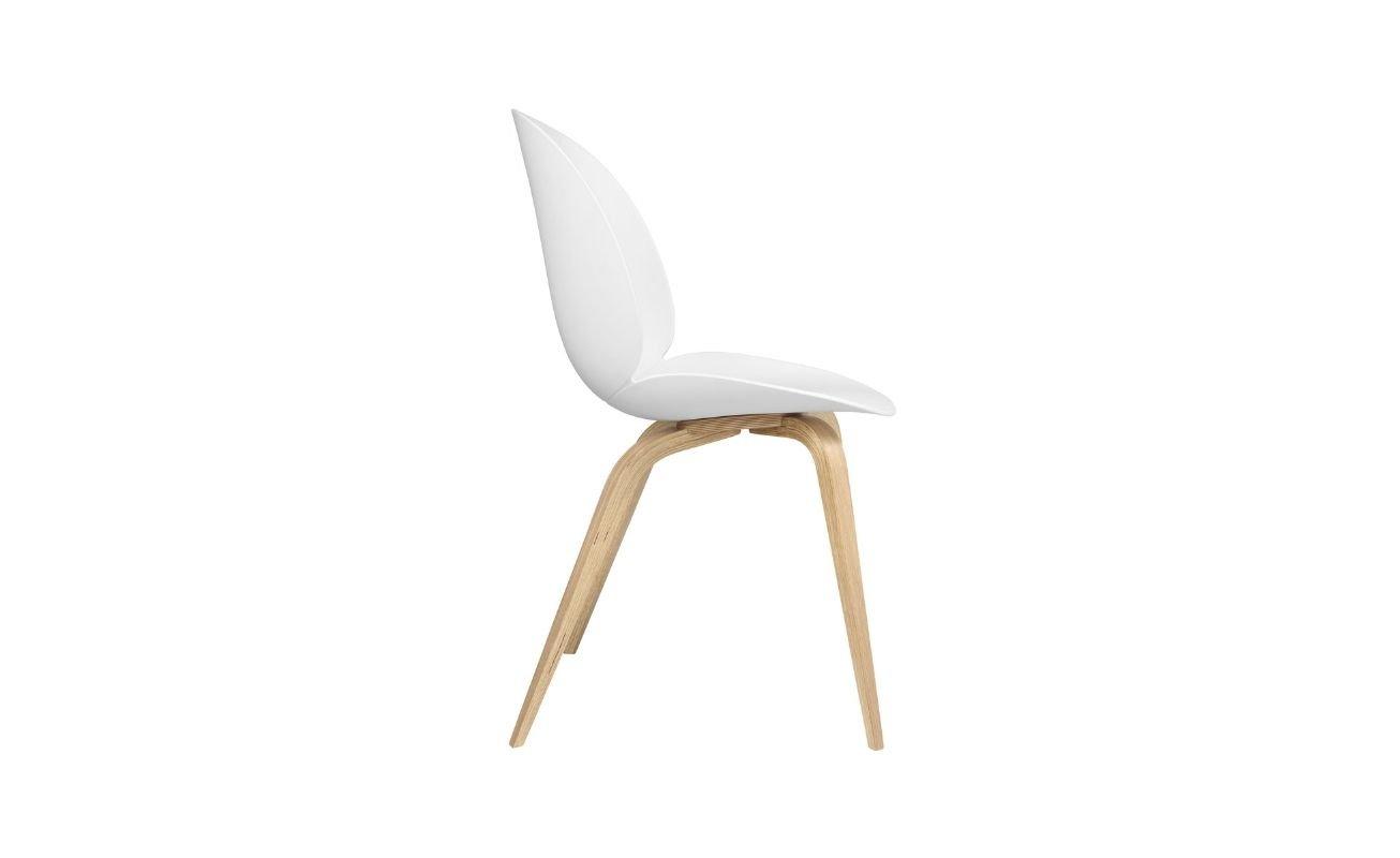 Gubi Un Upholstered Beetle Dining Chair - Danish Design Co Singapore