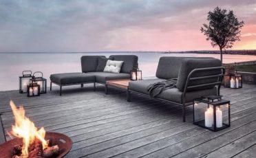 Houe Level Outdoor Sofa - Danish Design Co Singapore