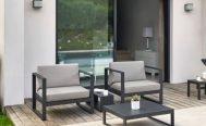 Diphano Outdoor Landscape Teak Lounge Chair - Danish Design Co Singapore