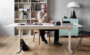 Montana Hi Low Height Adjustable Desk