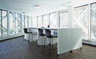 Montana Monterey Workspace Desk in white