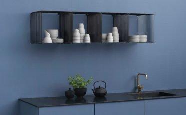 Montana Panton Wire Shelf Bookcase - Danish Design Co Singapore