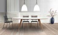 Naver GM3973 Dining Table - Danish Design Co Singapore