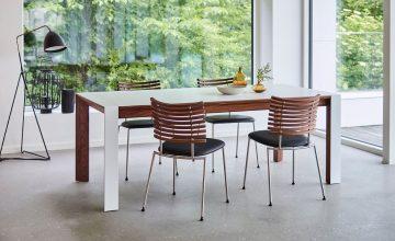 Naver GM 7700 Extendable Dining Table - Danish Design Co Singapore