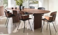 Naver Collection Semi Dining Table - Danish Design Co 2