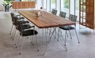 Naver Plank De Luxe Extendable Dining Table 5