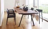 Naver Plank Extendable Dining Table - Danish Design Co Singapore