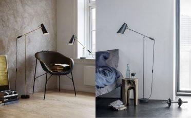 Northern Birdy Floor Lamp