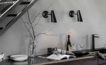 Northern Birdy Wall Lamp - Danish Design Co Singapore