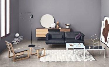 Oaky Lounge Chair