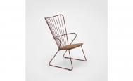 Houe Paon Outdoor Lounge Chair - Danish Design Co Singapore