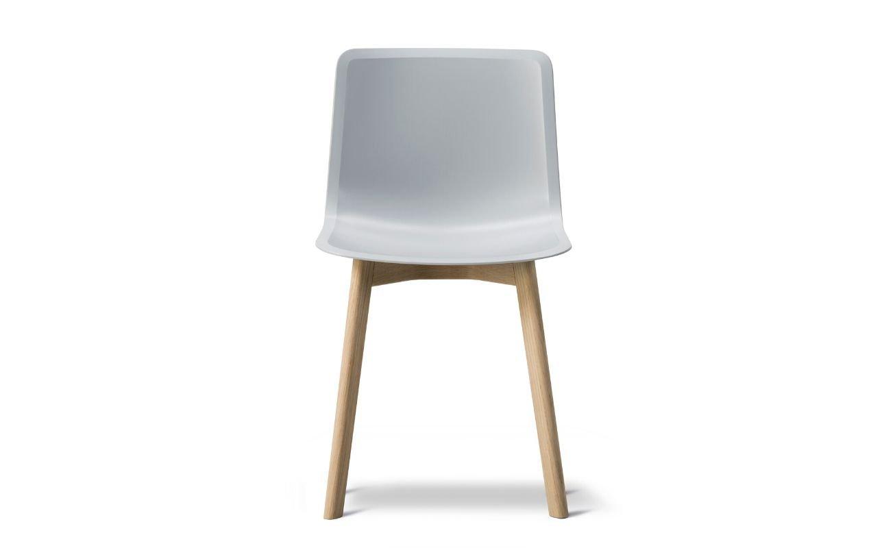 Fredericia Pato Chrome Dining Chair - Danish Design Co Singapore