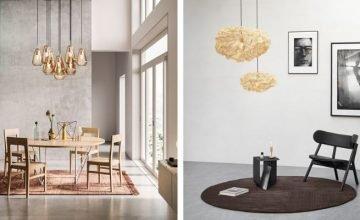 Scandinavian lighting - pendant lamp - Danish Design Co