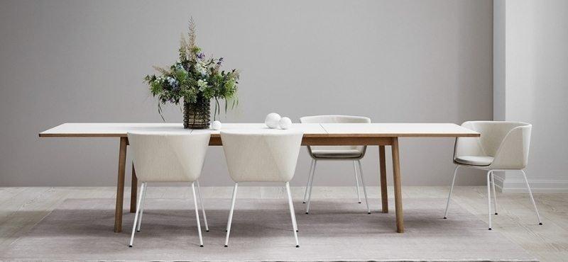 Shop Designer Minimalist Dining Room Furniture - Danish Design Co
