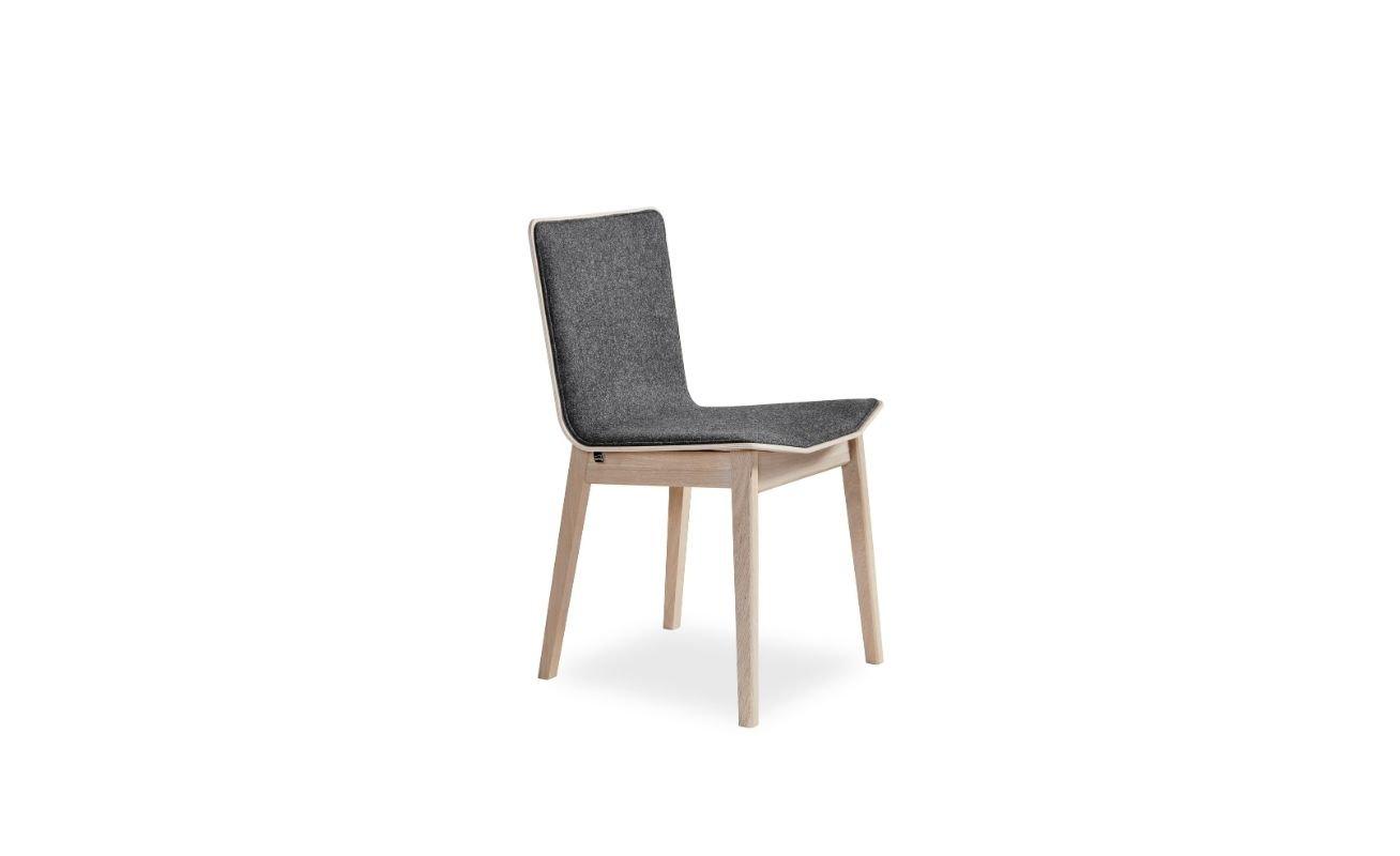 Skovby 40 Sleigh Dining Chair - Danish Design Co Singapore