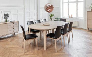 Skovby SM112 Dining Table - Danish Design Co 2
