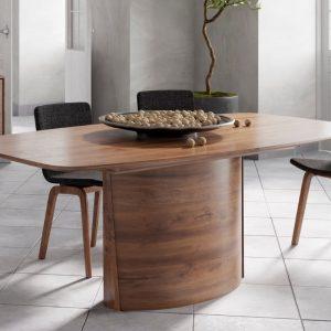 Skovby SM116 : 117 Extendable Dining Table - Danish Design Co Singapore