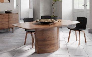 Skovby SM116 : 117 Extendable Dining Table - Danish Design Co