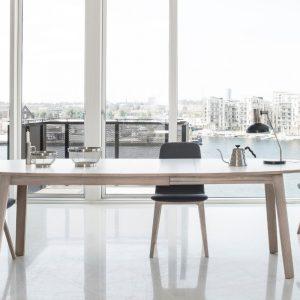 Skovby SM20 Extendable Dining Table - Danish Design Co 2