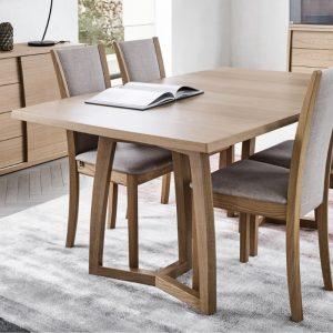 Skovby SM22 Extendable Dining Table - Danish Design Co Singapore