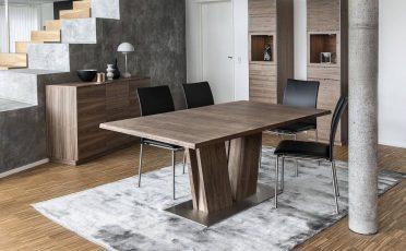 Skovby SM37/39 EXTENDABLE DINING TABLE 0