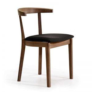 Skovby SM52 Dining Chair - Walnut