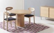 Skovby SM7273 Extendable Dining Table - Danish Design Co Singapore