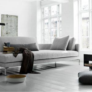 Sofa Sofa with Open End Plano