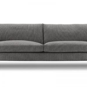 Streamline Sofa - Eilersen - 220 x 91 cm - Gravel 26jpg