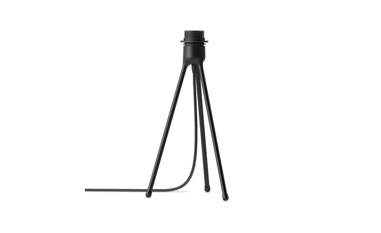 Table Tripod matt black