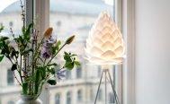 Table Tripod for Umage Lampshades matt white - Danish Design Co Singapore