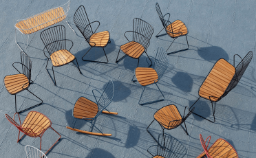 Paon Outdoor Dining Chair - Danish Design Co Singapore