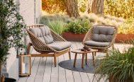 Royal Outdoor Rectangular Coffee Table