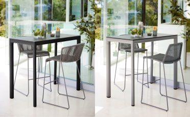 Cane-line Drop Outdoor Bar Table Danish Design Co Singapore