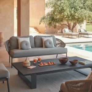 Manutti Outdoor Sofa Danish Design Co Singapore
