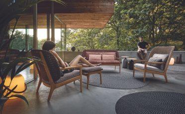 Kay Outdoor Lowback Sofa - Danish Design Co Singapore