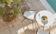 Manutti Outdoor Dining Chair Danish Design Co Singapore