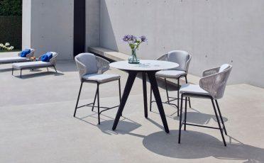 Manutti Outdoor Barstool Danish Design Co Singapore