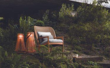 Kay Outdoor Lounge Chair - Danish Design Co Singapore