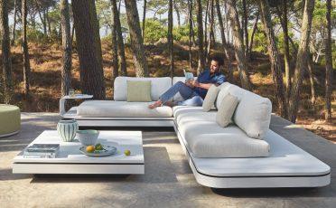 Manutti Elements Outdoor Modular Sofa Danish Design Co Singapore