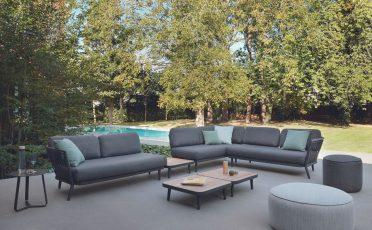 Diphano Diamond Outdoor Sofa